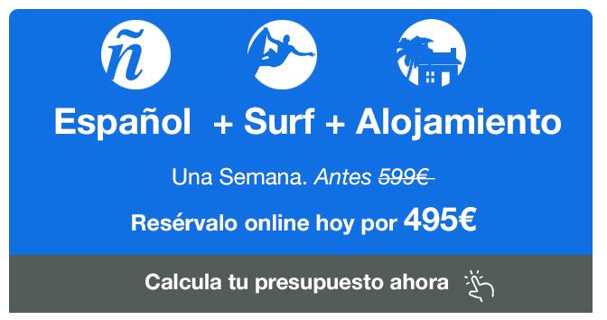 ESPANOL+SURF+ALOJAMIENTO