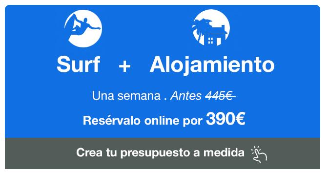 SURF+ALOJAMIENTO
