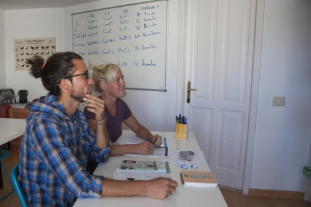 Spanisch lernen Fuerteventura