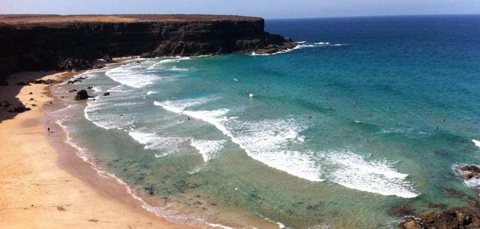 Playa de esquinzo, Fuerteventura