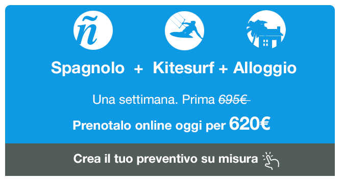 Spagnolo & Kitesurf Camp
