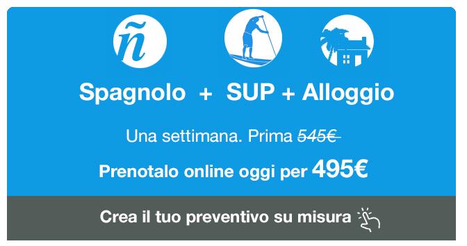 Spagnolo & SUP Camp