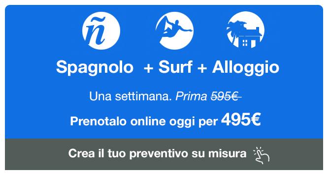 Spagnolo & Surf Camp