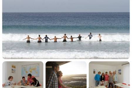 Spanish & Surf in Fuerteventura