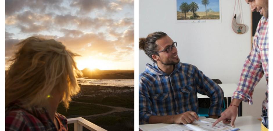 Spanish private course in Fuerteventura