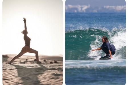 Surf & Yoga Fuerteventura
