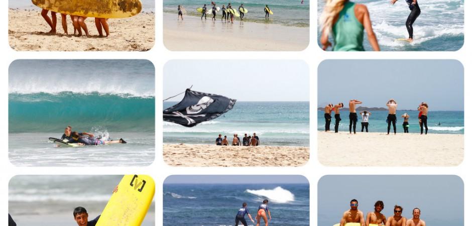 Surf courses Fuerteventura
