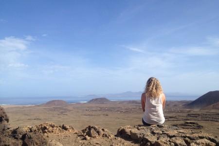 Vulkane in Fuerteventura