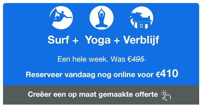 Surf & Yoga Camp