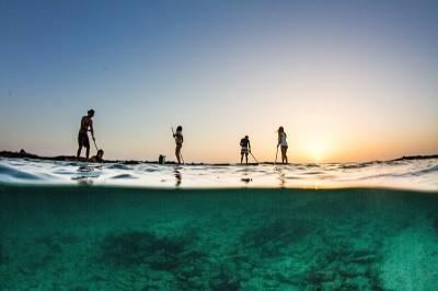 SUP Lektion Fuerteventura