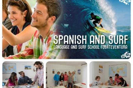 Spanish Intensive Courses in group Fuerteventura