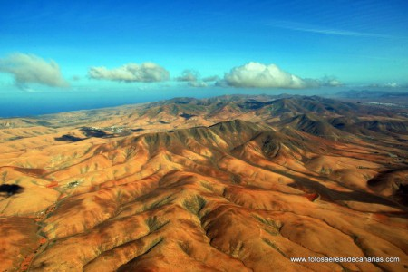 Fuerteventura landscapes and History of the island