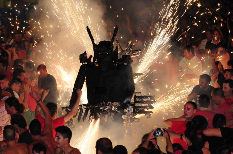 Danza del Diablo Tijarafe