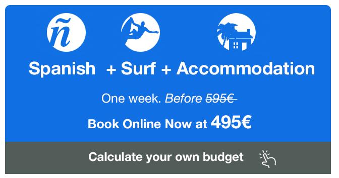 SURF accomodation