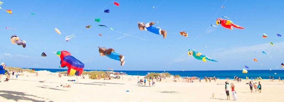 Kite Festival Corralejo