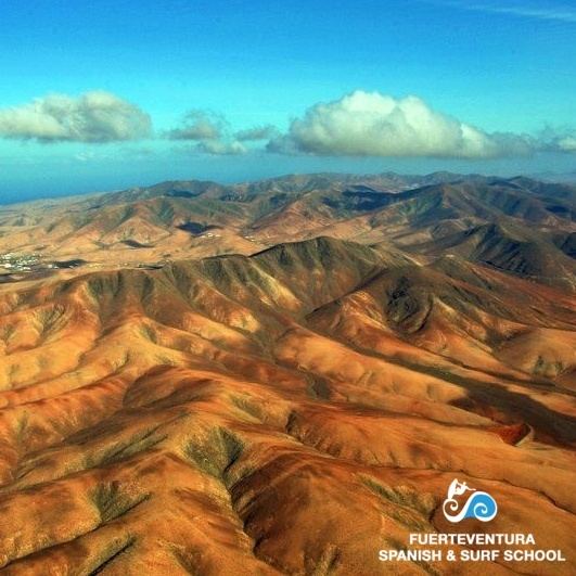 Fuerteventura landscapes