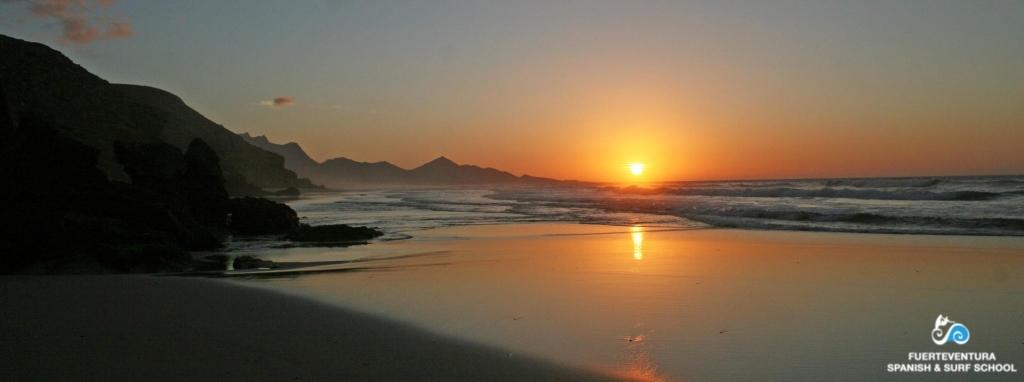 Sunset Cotillo Fuerteventura