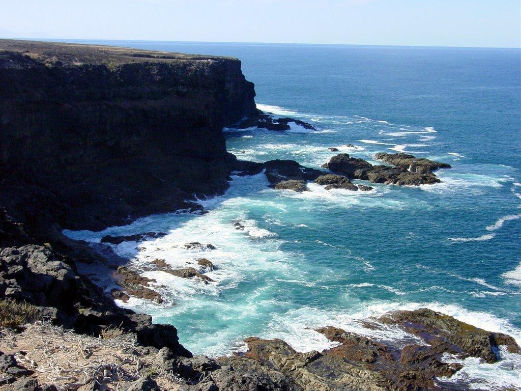 Tindaya Cliffs