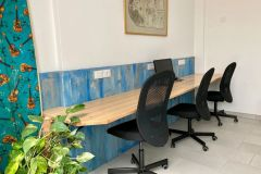 Dedicated space at Cowork Area